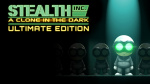 Stealth Inc: A Clone in the Dark - Ultimate Edition Cover (Click to enlarge)