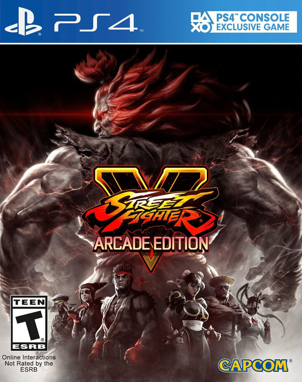 Street Fighter V: Arcade Edition Review (PS4) | Push Square