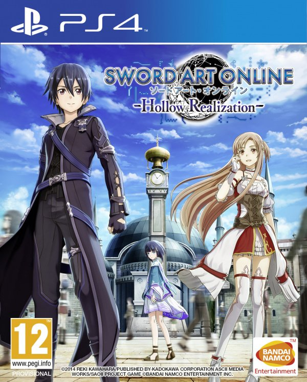 Sword Art Online Hollow Realization Review Ps4 Push