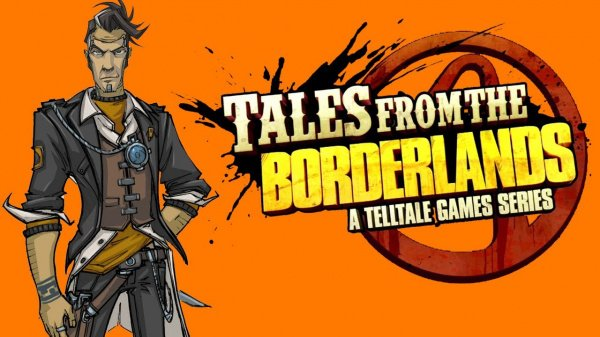Tales from the Borderlands: Episode 1 - Zer0 Sum Cover (Click to