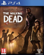 The Walking Dead: A Telltale Games Series - The Complete First Season Cover (Click to enlarge)