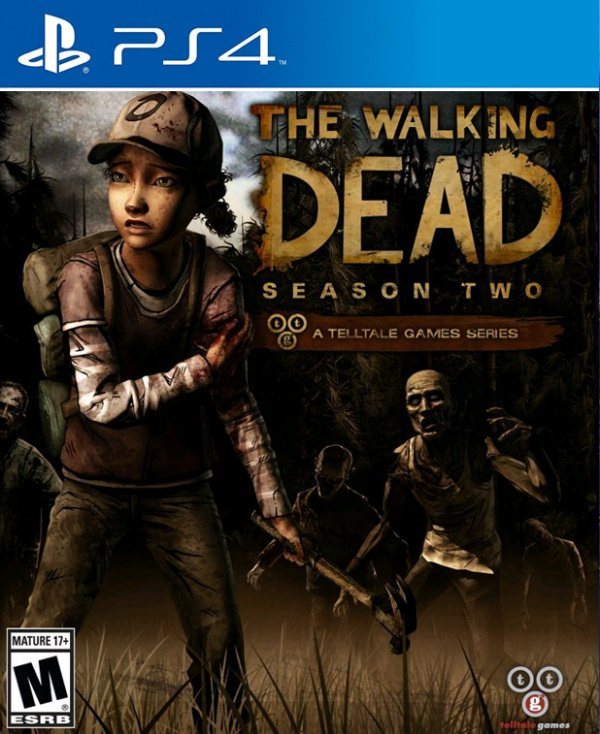 walking dead game season 1 ps4 review