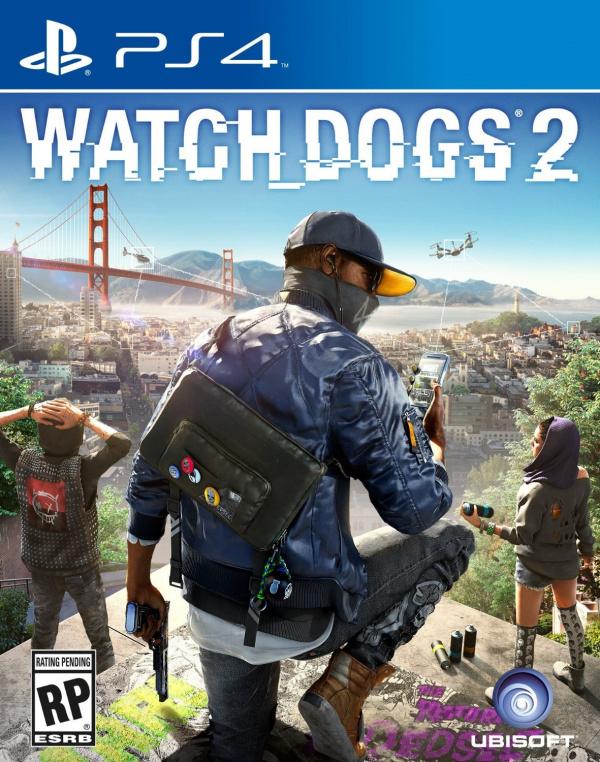 Watch Dogs  Platinum Headset
