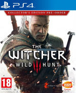 The Witcher 3: Wild Hunt Cover (Click to enlarge)
