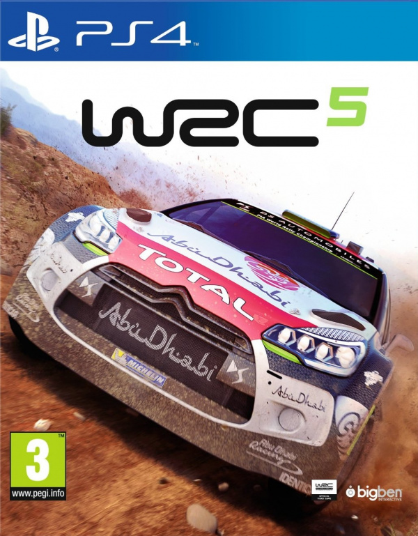 Wrc 5 Review Ps4 Push Square