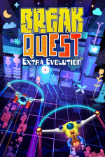 BreakQuest: Extra Evolution Cover (Click to enlarge)