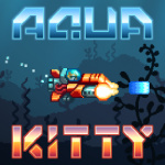Aqua Kitty: Milk Mine Defender Cover (Click to enlarge)