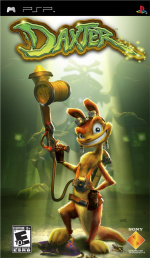 Daxter Cover (Click to enlarge)