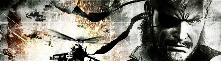 Metal Gear Solid: Peace Walker (PSP)
