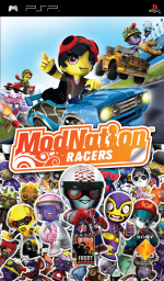 ModNation Racers Cover (Click to enlarge)
