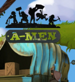 A-Men Cover (Click to enlarge)