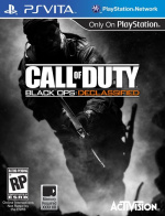 Call of Duty: Black Ops Declassified Cover (Click to enlarge)