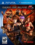 Dead or Alive 5 Plus Cover (Click to enlarge)
