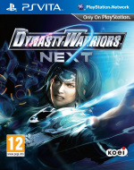 Dynasty Warriors Next Cover (Click to enlarge)