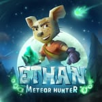 Ethan: Meteor Hunter Cover (Click to enlarge)