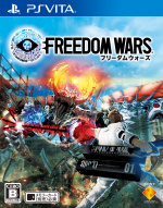 Freedom Wars Cover (Click to enlarge)