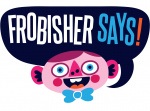 Frobisher Says Cover (Click to enlarge)