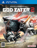 God Eater 2 Cover (Click to enlarge)
