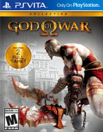 God of War Collection Cover (Click to enlarge)