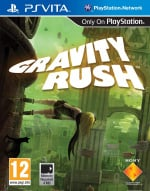 Gravity Rush Cover (Click to enlarge)