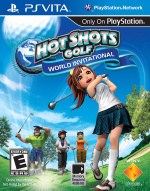 Hot Shots Golf: World Invitational Cover (Click to enlarge)