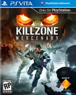 Killzone: Mercenary Cover (Click to enlarge)