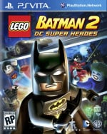 LEGO Batman 2: DC Super Heroes Cover (Click to enlarge)