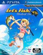 Let's Fish! Hooked On Cover (Click to enlarge)