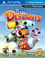 Little Deviants Cover (Click to enlarge)