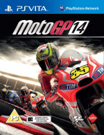 MotoGP 14 Cover (Click to enlarge)