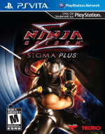 Ninja Gaiden Sigma Plus Cover (Click to enlarge)