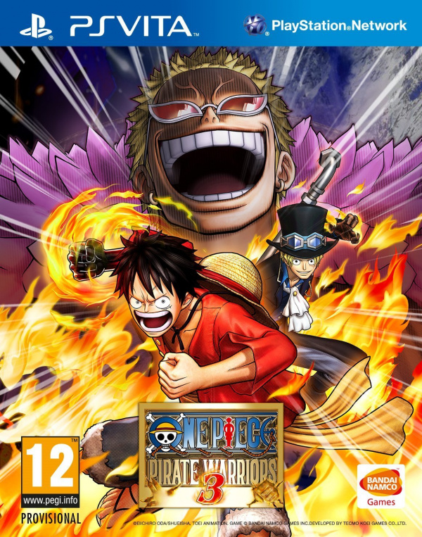 one piece pirate warriors 3 review ps vita push square. Black Bedroom Furniture Sets. Home Design Ideas