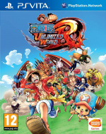 One Piece: Unlimited World Red Cover (Click to enlarge)