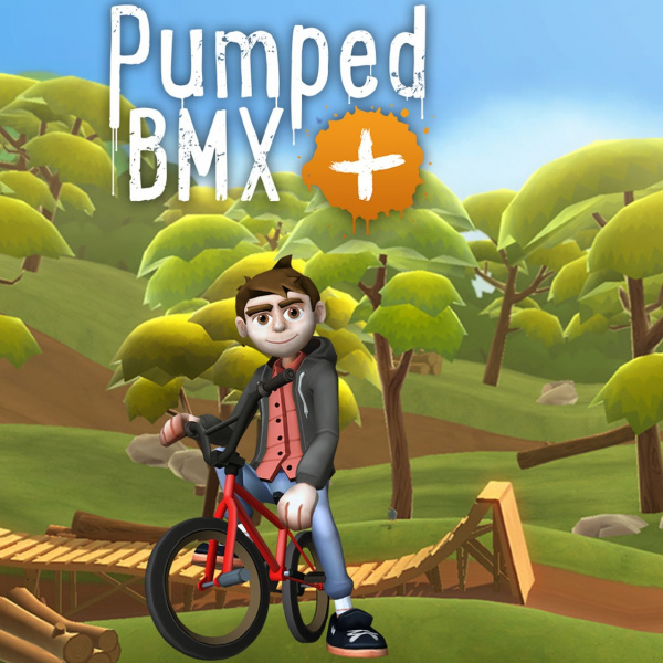 Pumped BMX + (PS Vita / PlayStation Vita) Game Profile