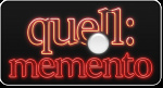 Quell Memento Cover (Click to enlarge)