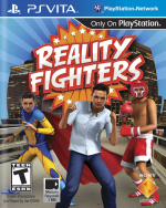 Reality Fighters Cover (Click to enlarge)