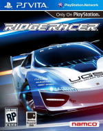 Ridge Racer Cover (Click to enlarge)