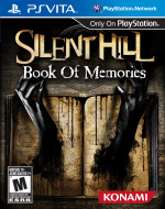 Silent Hill: Book of Memories Cover (Click to enlarge)