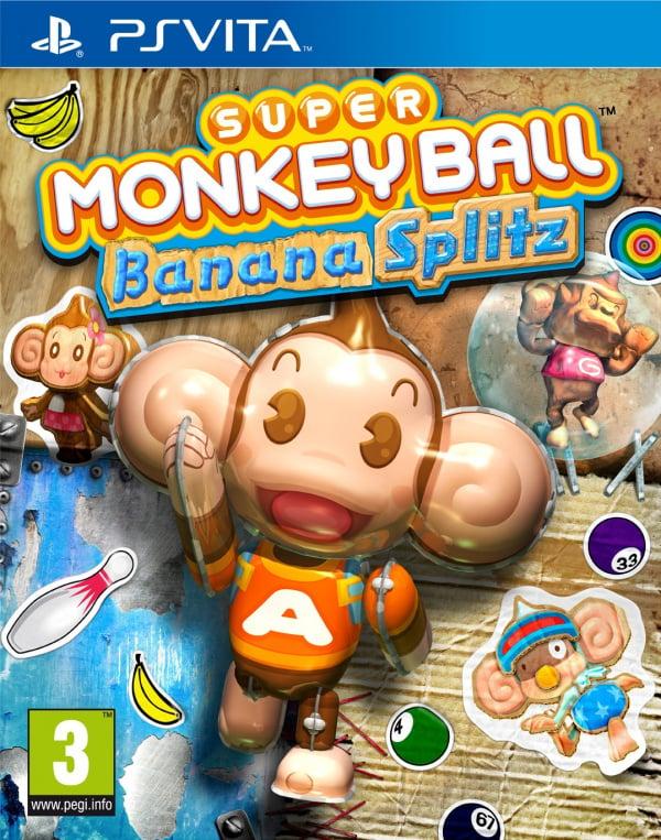 Gamecube Monkey Ball Super Monkey Ball Banana