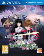 Tales of Hearts R Cover (Click to enlarge)