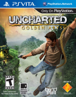 Uncharted: Golden Abyss Cover (Click to enlarge)