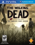 The Walking Dead: A Telltale Games Series Cover (Click to enlarge)