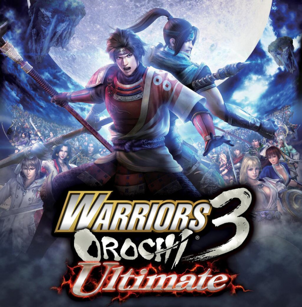 Warriors Orochi 3 Ultimate Review (PS Vita)