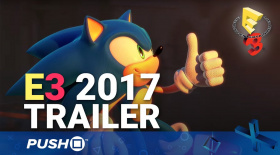 Sonic Forces PS4 Trailer | PlayStation 4 | E3 2017