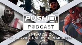 Was E3 2017 A Show To Remember? | Push Square Podcast - Episode 26