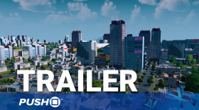 Cities: Skylines PlayStation 4 Edition Reveal Trailer | PS4