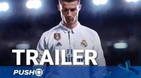 FIFA 18 PS4 Blue Monday Trailer | PlayStation 4 | Gamescom 2017