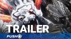 God Eater 3 PS4 Announcement Trailer | PlayStation 4