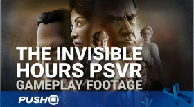 The Invisible Hours PS4: Clockwork Cluedo | PlayStation VR | PS4 Pro Gameplay Footage