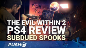 The Evil Within 2 PS4 Review: Subdued Spooks | PlayStation 4 | Gameplay Footage